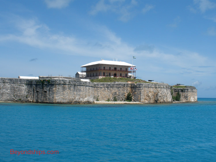 Commissioner's House, Royal Naval Dockyard, Bermuda