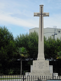 War Memorial in Gibraltar