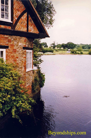 Picture New Forest England Beaulieu