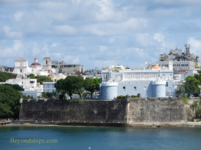 Picture La Forteleza, Old San Juan, cruise destination