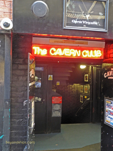 Cavern Club Liverpool England