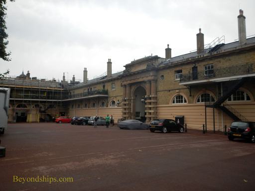 Royal Mews, Buckingham Palace, London