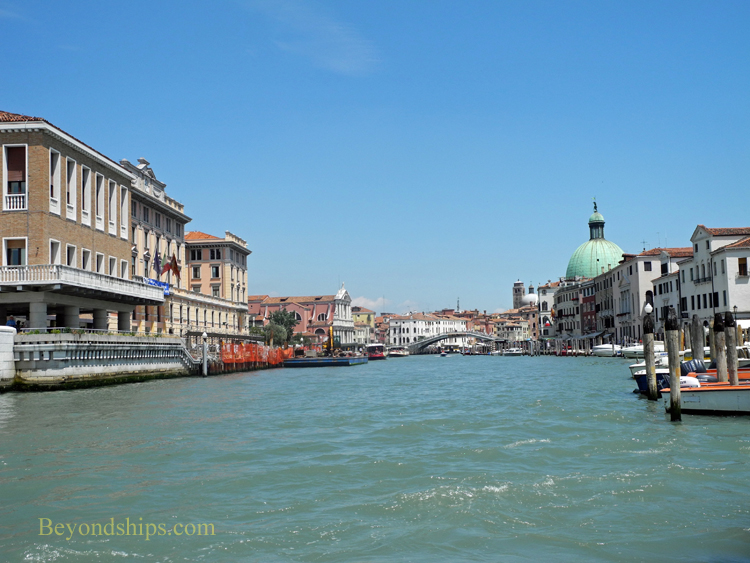 Picture Grand Canal, Venice Italy