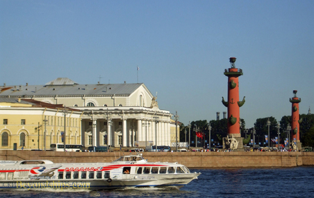 Picture of Naval Museum St. Petersburg