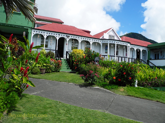 Picture Clay Villa Plantation St Kitts