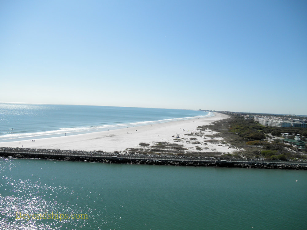 Jetty Park in Port Canaveral