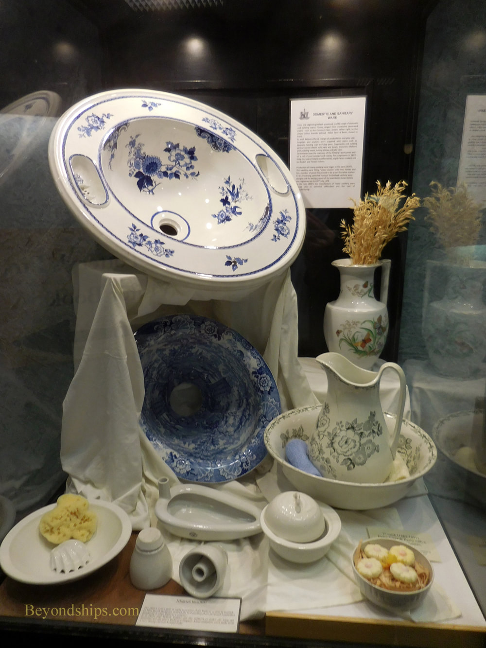 Belleek Pottery, Northern Ireland