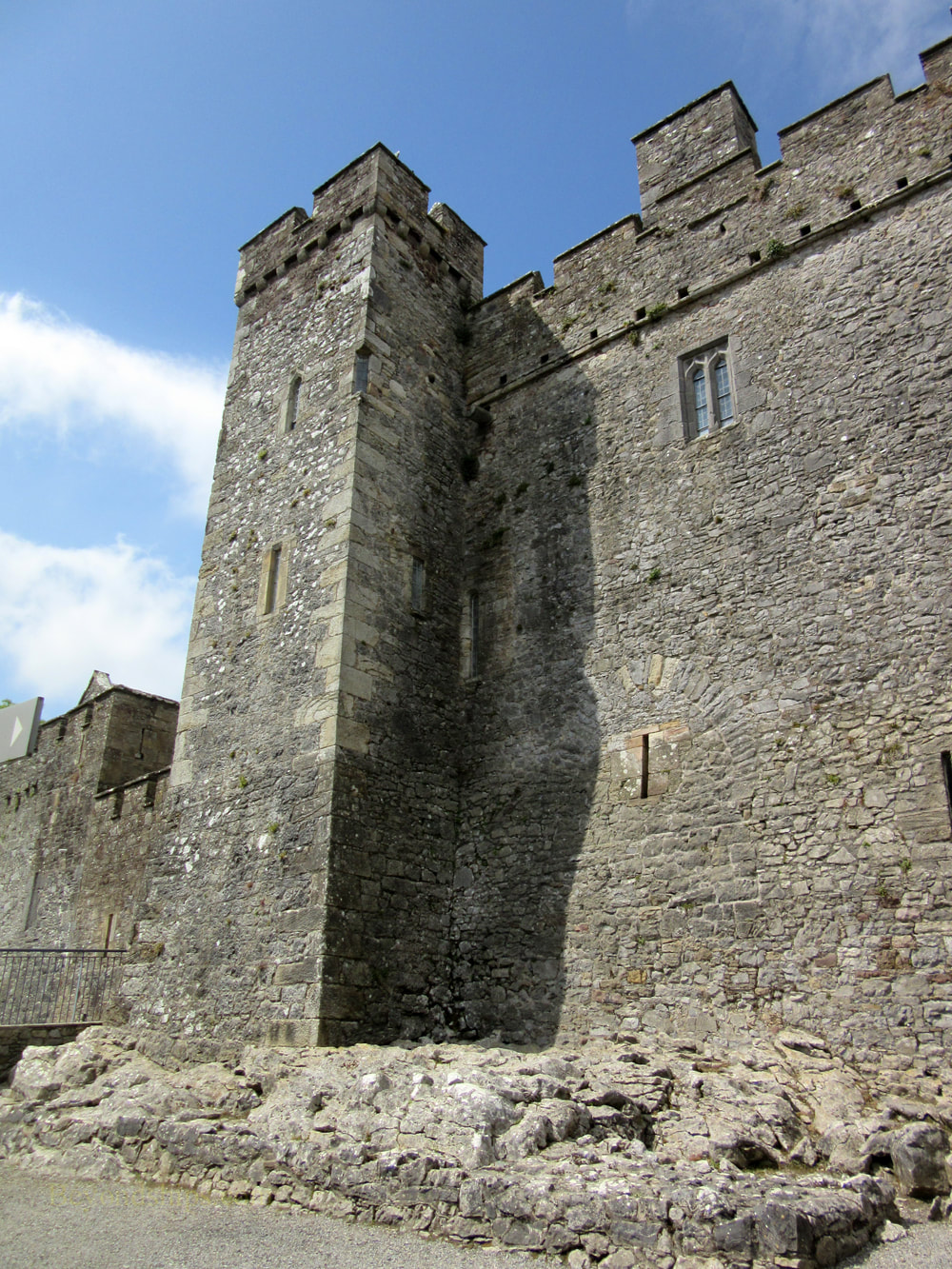 The Keep, Cahair Castle, Ireland