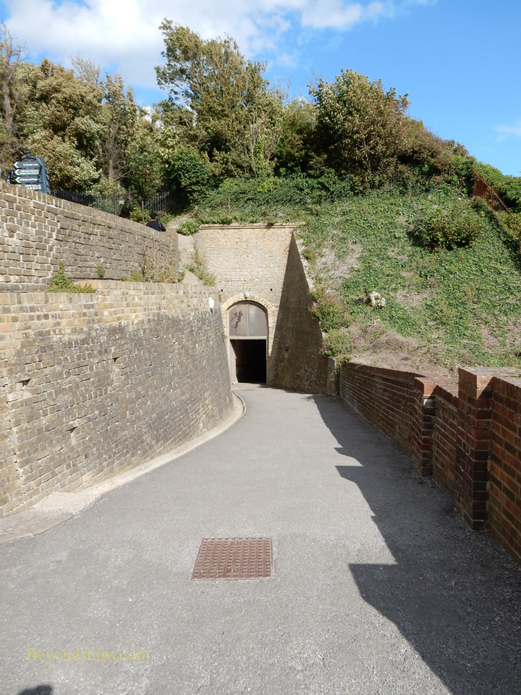 Dover Castle, World Wars