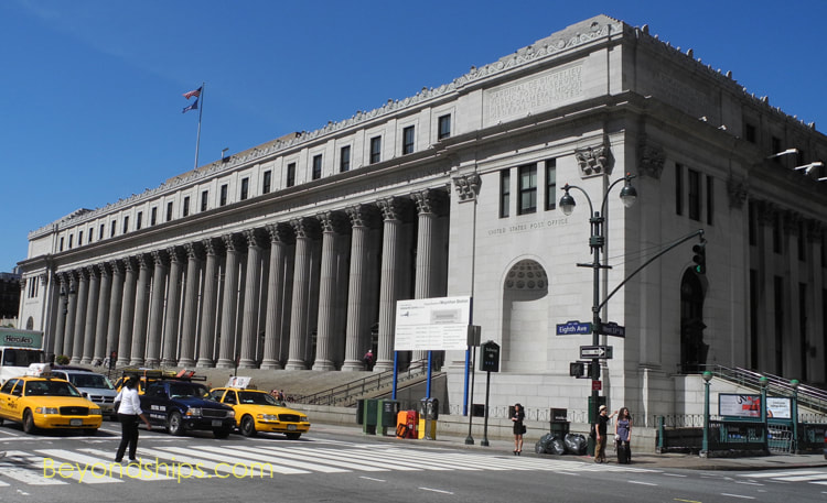 Post Office building New York City