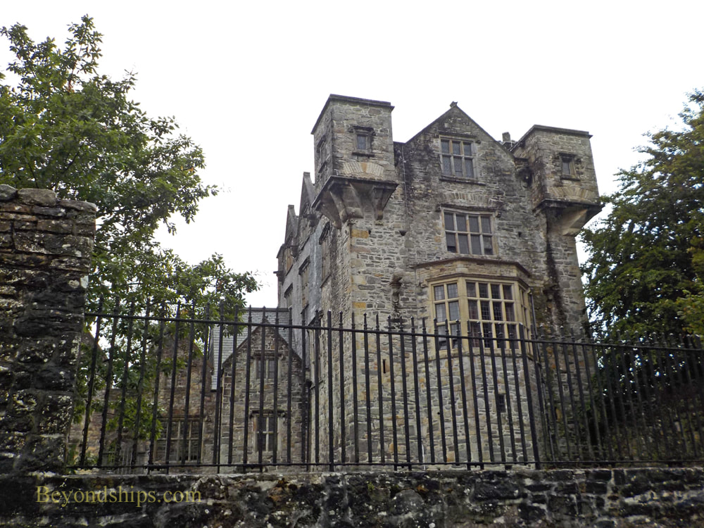 Donegal Castle, Ireland