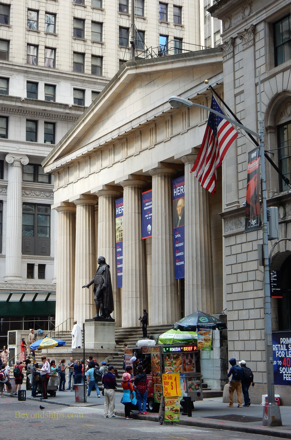 Federal Hall, New York City