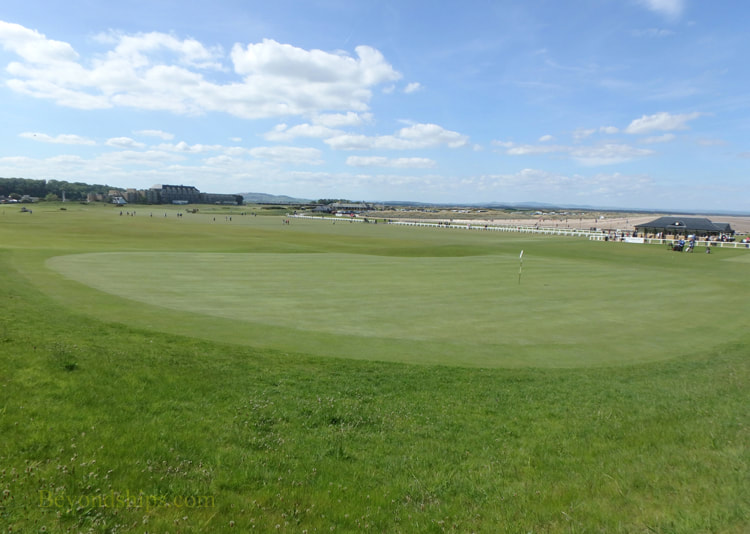 Old Course, St. Andrews, Scotland