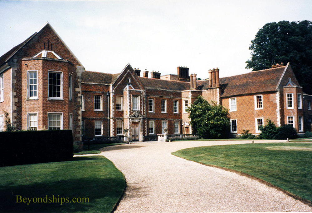 The Vyne, stately home